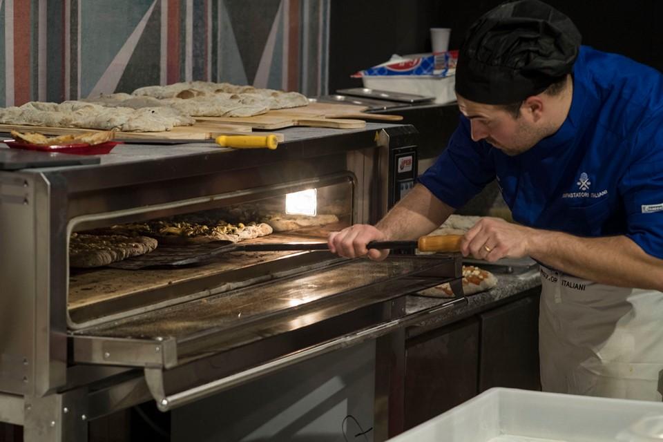 consulenza pizza alla pala